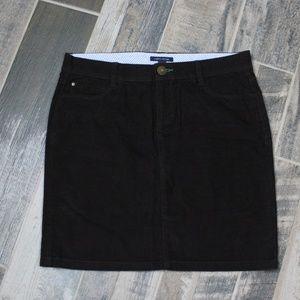 Tommy Hilfiger Women Dark Brown Skirt